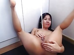 Japanese asian girls squirting