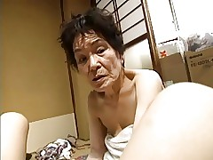 japanese granny tube